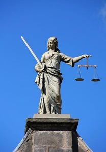 Justice (By J.-H. Janßen via Wikimedia Commons)