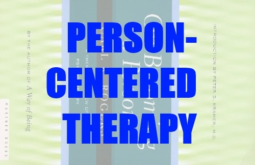 essays on person centred therapy