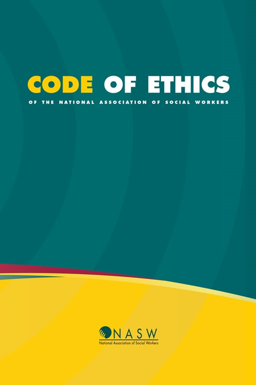 Unusual image intended for nasw code of ethics printable